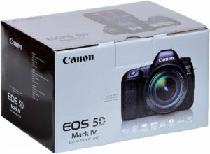 Canon 5D mark iv camera body only